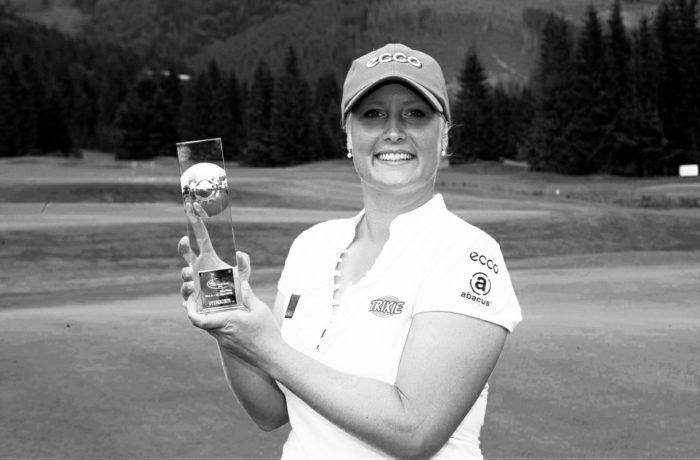 1-dags golfskole med PGA træner Ronni Christensen og tidligere LPGA spiller Line Vedel